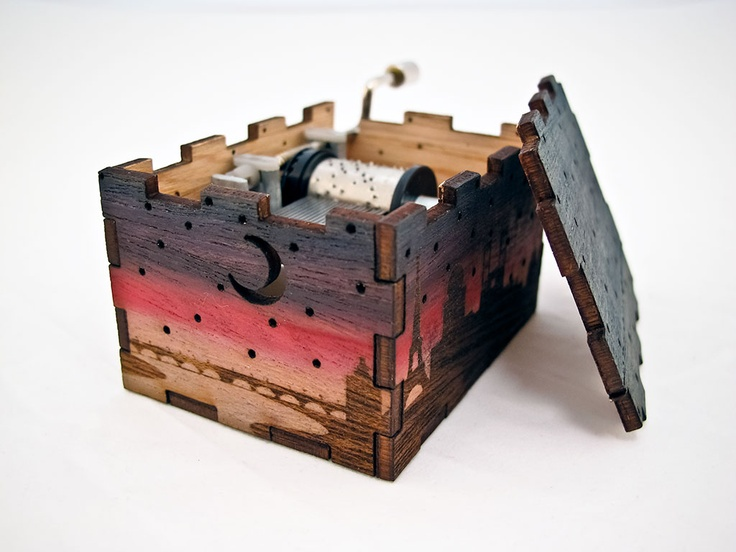 Music Box Enclosure