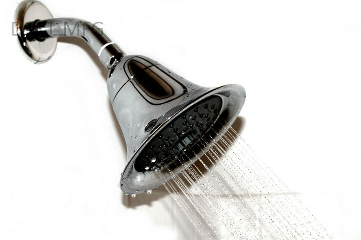 Chrome Plated 2 Function Shower Head/CL  - Showers - Ideas of Showers #Showers
