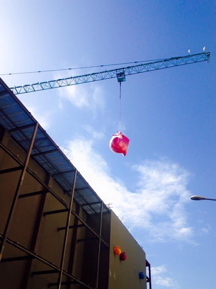 Cracking art atterra ad HAPPIO, il nuovo centro commerciale a 900 metri dalle Mura Aureliane, Roma.