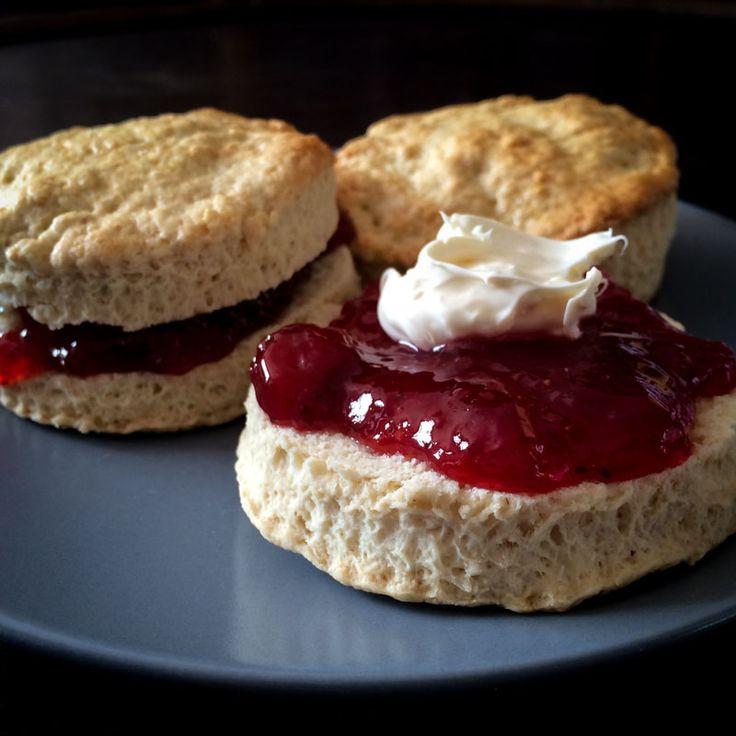 Tea Time Scones – Mary Berry