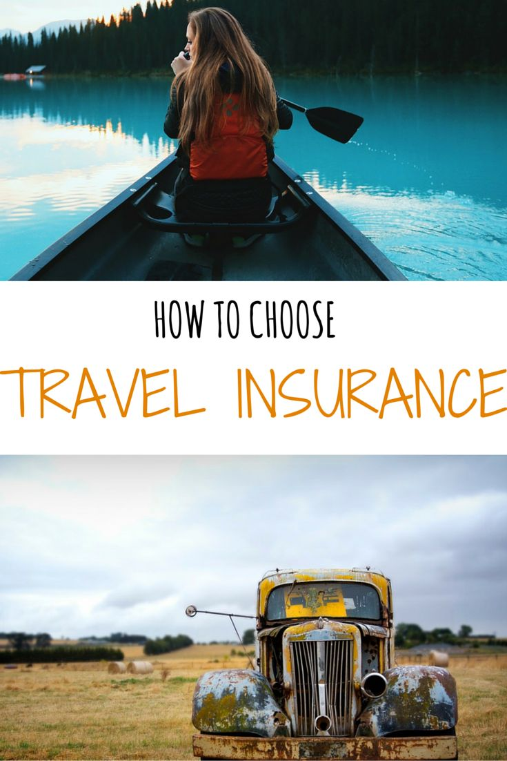 How to Choose Travel Insurance