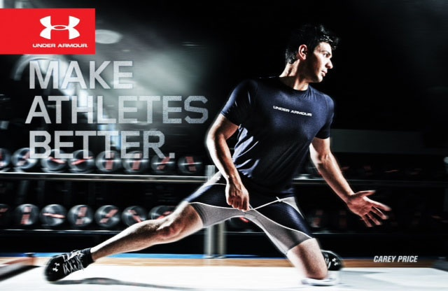 Carey Price | Under Armour