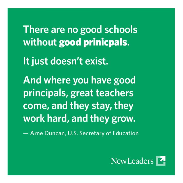how to become a school principal without being a teacher