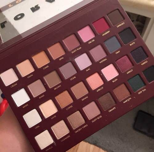 this lorac pro eyeshadow pallete is so cute and its great for any event as there are mattes , shimmer and normal eye shadow and this is perfect for if you want to go away on holiday or on a road trip