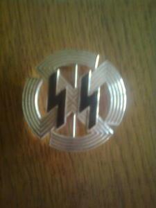 Distintivo delle SS