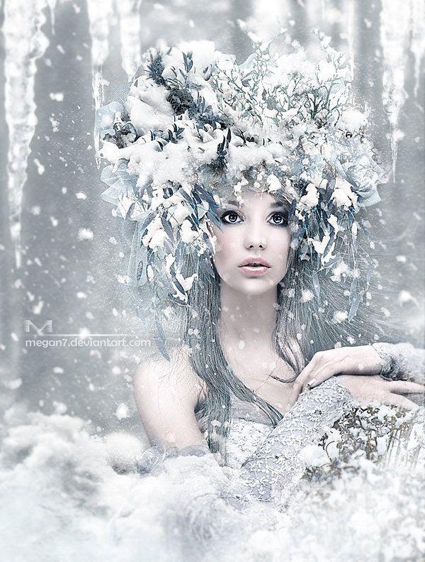 Красавица зима картинки красивые, анимационные открытки днем