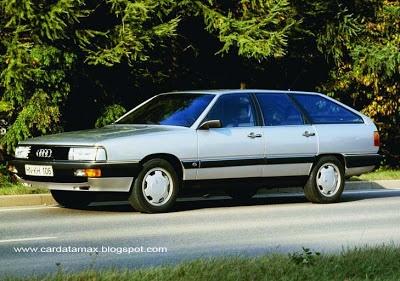 Audi 200 Avant (1989)