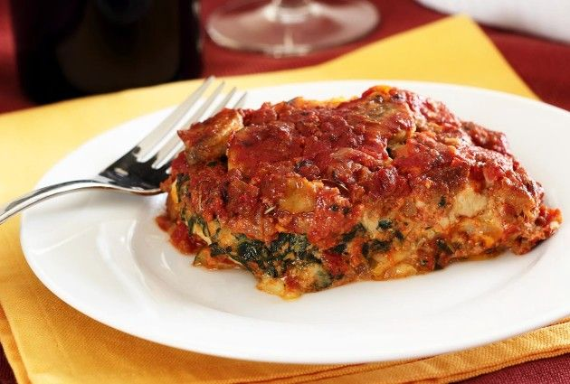 It's National Lasagna Day! Celebrate with this Awesome Paleo Lasagna As holidays go, we know National Lasagna Day ranks right up there with National Cheeseball Day (April 17) and National Mud Pack Day (September 30). But, it's the perfect excuse to try this popular all-paleo lasagna recipe… This recipe has been a big hit because even without the pasta and cheese, it tastes like honest-to-gosh baked lasagna.