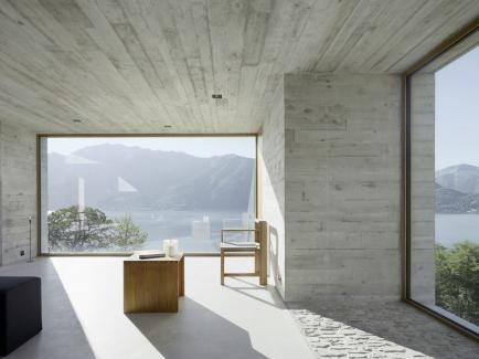 Neubau Haus - Wepsi de Meuron