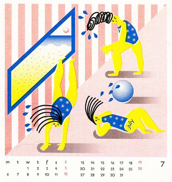 july calendar2 - popurri