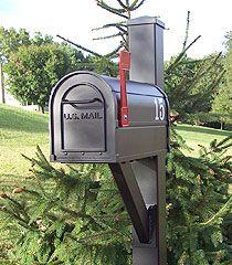 salsbury mailbox $100  mailboxes.com