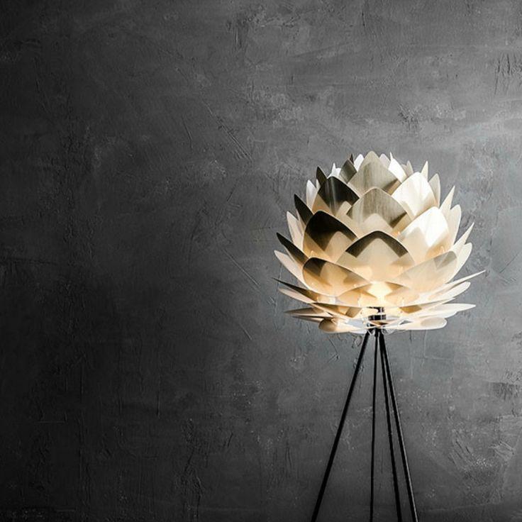 Vita Copenhagen Silvia Medium Pendant Ceiling / Lamp Shade - Brass