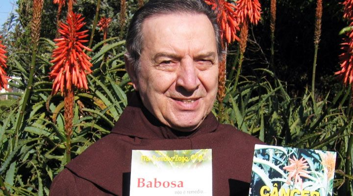Chi è Padre Romano Zago? Biografia e storia del frate che ha scoperto l'Aloe Arboresces e il frullato capace di guarire dal cancro. Leggi tutto su: http://padreromanozago.altervista.org/chi-e-padre-romano-zago/