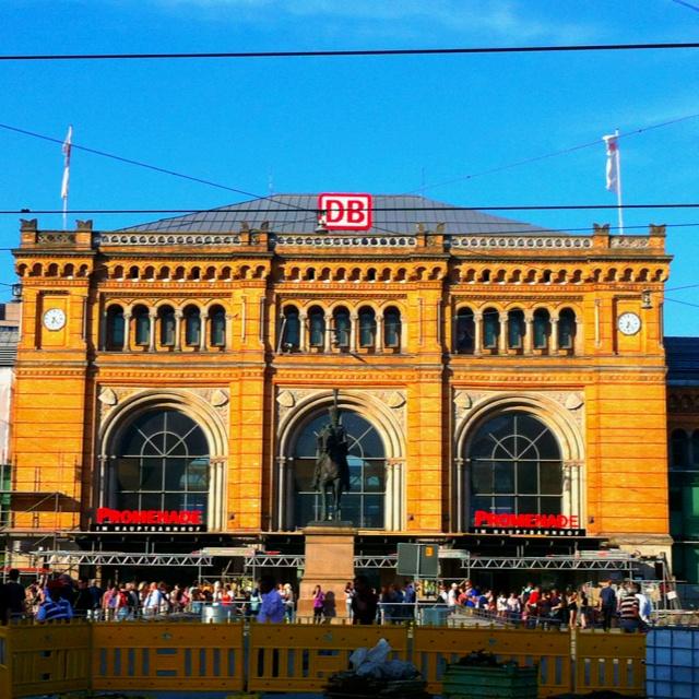Hannover, Hauptbahnhof