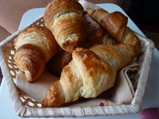 Recepty: Máslové croissanty   Recepty   Zdraví   Zprávy