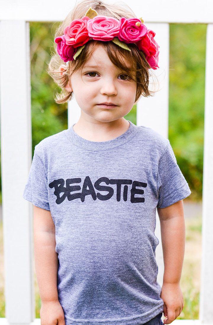 Beastie T Shirt by Hatch For Kids - Children's Clothing Rap Hip Hop Tee Shirt New