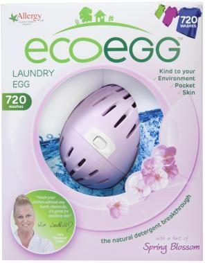 Cum ar fi daca detergentul pentru o spalare te-ar costa doar 21 de bani? Eco - Fara substante periculoase! EcoEgg - detergent pentru 720 de spalari http://bit.ly/1y0W5UV