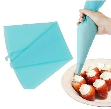 You can now buy Reusable Silicone Piping Bag online in very suitable price. Bakeware.pk is a bakeware marketplace where you can order online for best baking tools, decorations and cakes.
