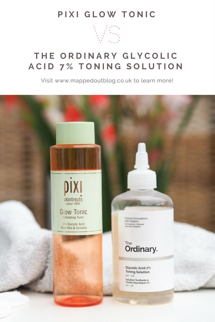Is The Ordinary Glycolic Acid 7% Toning Solution a Pixi Glow Tonic dupe? At less than half the price, I thought I would put it to the test and see how it performed, and if it can indeed be labelled as a dupe. Find out if it helped me achieve glowy, clear skin like the results I get from the Pixi Glow Tonic.