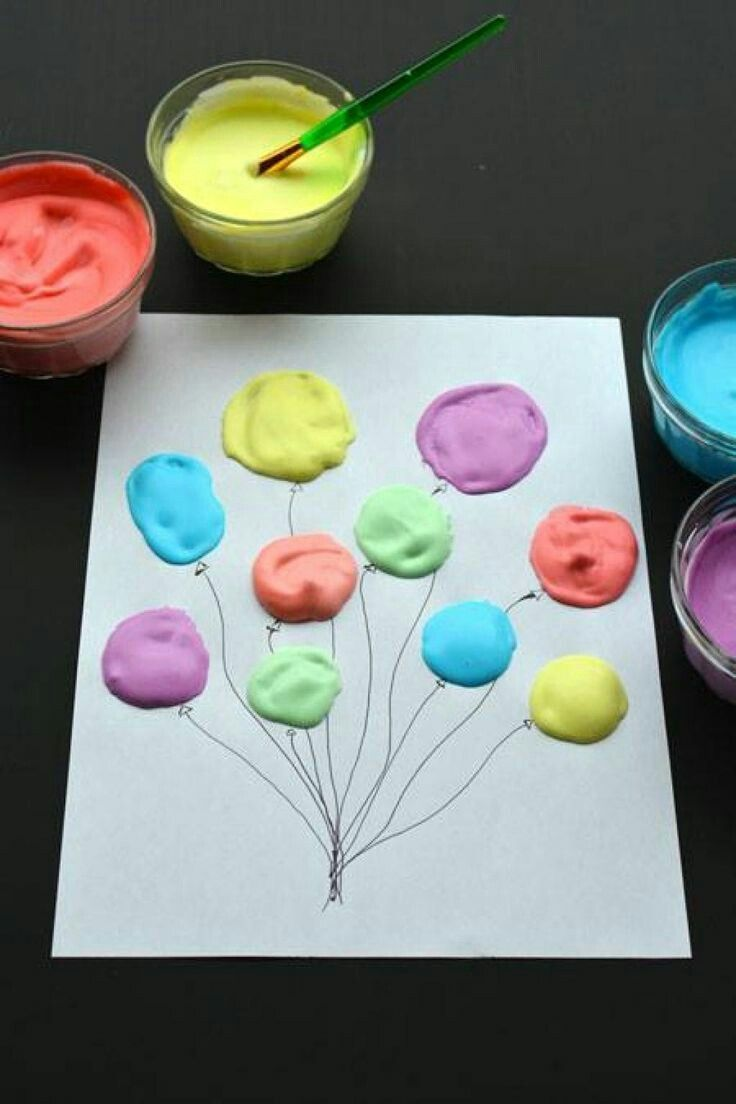 Con le attività pittoriche il bambino manifesta sé stesso, rivela il proprio mondo interiore fatto di emozioni e sentimenti.Il gesto della propria mano che prende la pittura e lascia una tra…