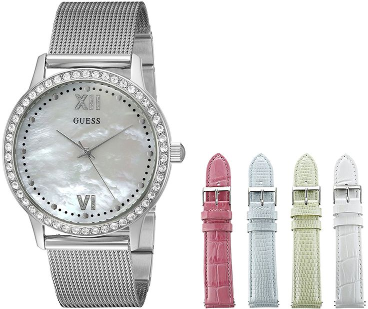 Interchangeable Wardrobe: 1000+ Ideas About Guess Watches On Pinterest