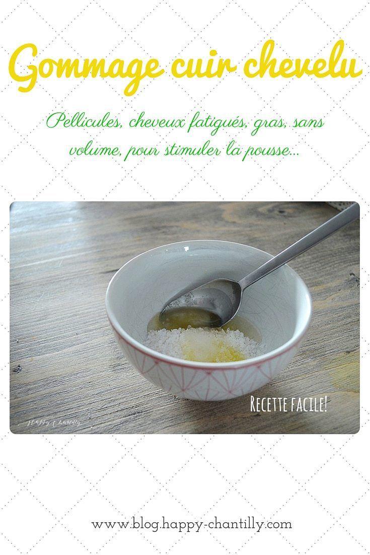 2 cc.HV jojoba, 1 cc miel liquide, 2 cc sel, 5 gouttes HE palmarosa / tea tree, ... | Optionnel: 1 cc argile ou rhassoul pour épaissir