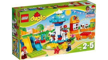 MZK Klocki LEGO Duplo 10841 Wesołe miasteczko