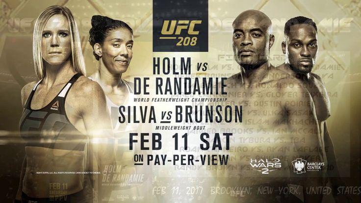 ТОП 3 MMA ивента и анонсы на неделю #19 06.02. - 12.02.2017 / UFC / ONE ...