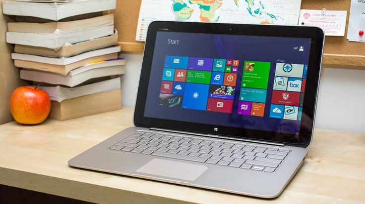 A rare larger-screen hybrid, the HP Spectre x2 aims to be both a portable laptop and a video-friendly slate. The price is right, but the design feels awkward and the wonky touch pad makes it hard to use as a full-time laptop.