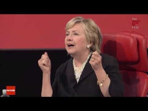 Hillary on Trump Paris pullout: 'Really stupid… totally incomprehensible… incredibly foolish'   Climate Depot   Well she is a globalist scumbag who wants world gov.  The only way to get this is to convince humanity that humanity is the enemy.  I this way the draconian UN Agenda 2030 can be put into action without opposition.