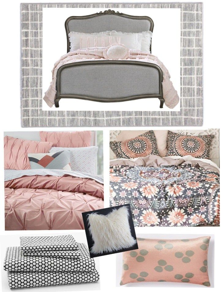 Girls Bedrooms...from Toddler to Teen
