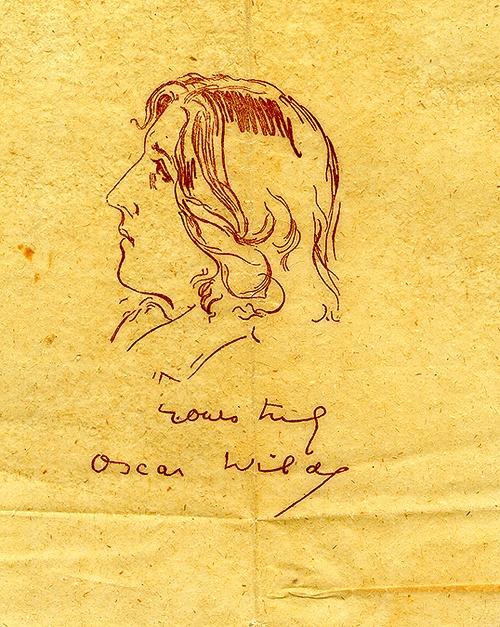 — Oscar Wilde