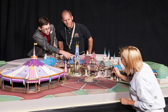 Take a Look at All-New Fantasy Faire opening at Disneyland in Spring 2013!