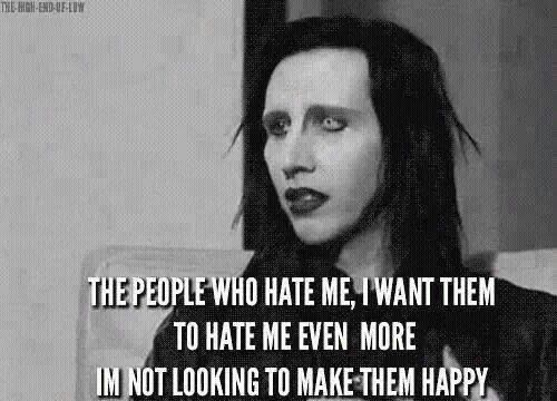 Marilyn Manson (Quote)