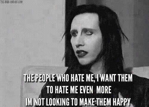 Marilyn Manson (Quote)