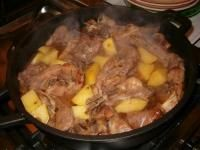 Bredie Recipe (South African lamb stew)   South Africa   Whats4Eats