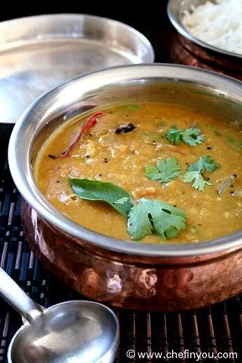Sambar Recipe | South Indian Sambhar Recipe