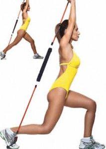 Exercícios usando elástico