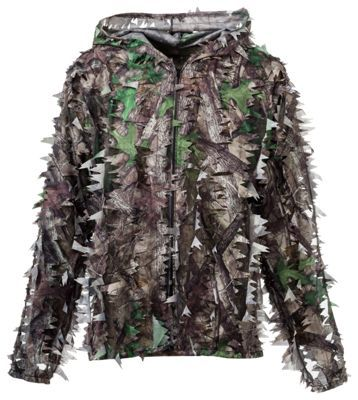 TrueTimber Leafy Camo Suit for Men - TrueTimber HTC Green - 2XL/3XL