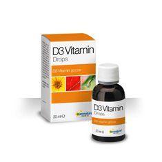 La Vitamina D è una vitamina essenziale che aiuta l'assorbimento del calcio per favorire il rinforzo delle ossa e dei denti. È un utile complemento che garantisce una nutrizione ottimale per il bambino. L'accademia Americana di Pediatria ( APP ) raccomanda l'uso degli integratori di Vitamina D nella prevenzione di fenomeni di carenza vitaminica e rachitismo nei neonati e nei bambini attribuibile ad un'inadeguata assunzione di vitamina D e ad una ridotta esposizione ai raggi del sole.