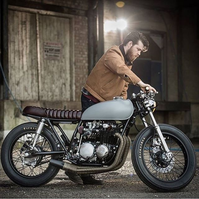 Super The 25+ best Cb500 cafe racer ideas on Pinterest | Honda CB, Honda  ND69