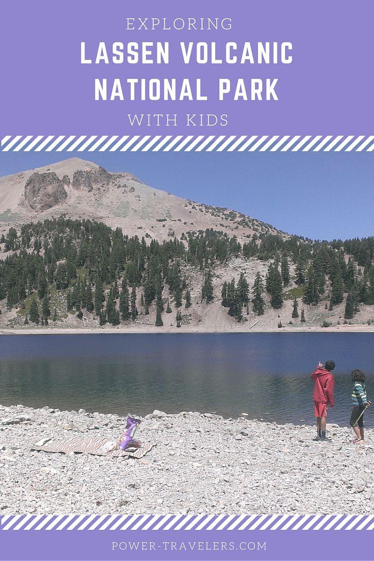 Exploring Lassen Volcanic National Park with Kids