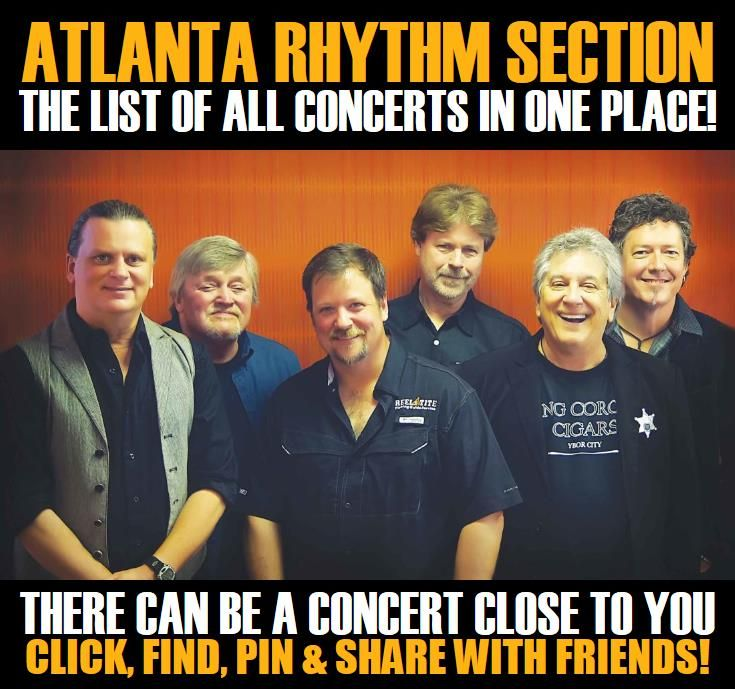 Atlanta Rhythm Section in your city! Concerts dates & tickets. #music, #show, #concerts, #events, #tickets, #Atlanta Rhythm Section, #rock, #tix, #songs, #festival, #artists, #musicians, #popular,  Atlanta Rhythm Section