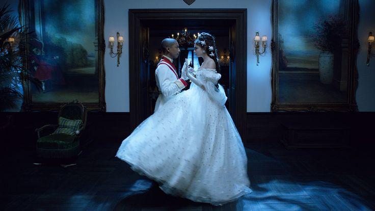 """""""Reincarnation,"""" film by Karl Lagerfeld ft. Pharrell Williams, Cara Dele..."""