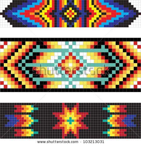 peyote stich patterns