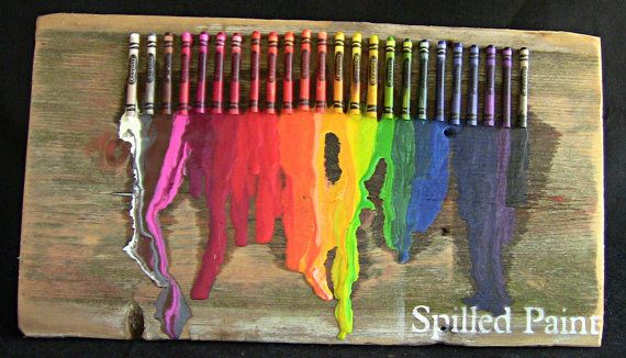 1000 images about crayon art ideas on pinterest melt crayons melted crayons and black canvas. Black Bedroom Furniture Sets. Home Design Ideas