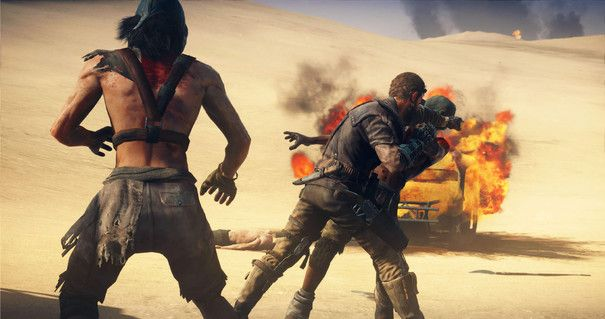 Mad Max 2015 Game Screenshots