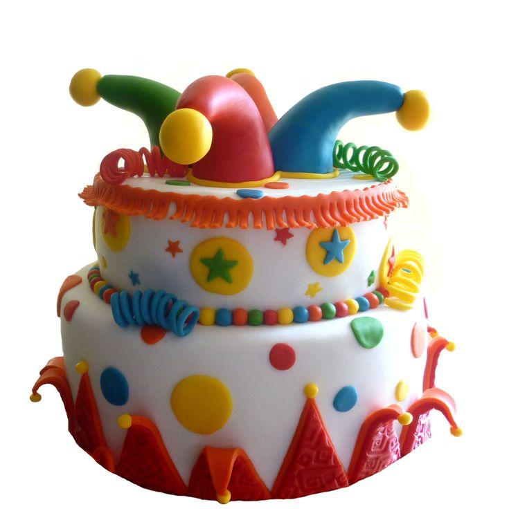 Gâteau Carnaval Plus