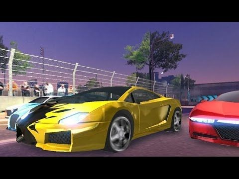 juego de autos de carreras, coches & carros de carrera