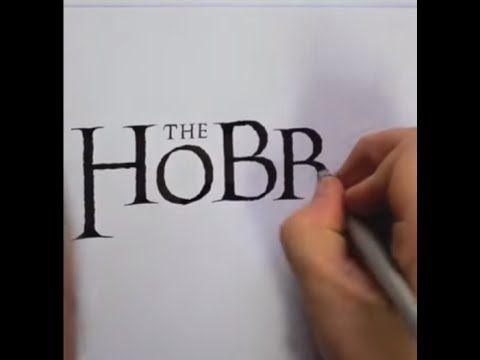 AMAZING! Artist Seb Lester freehand famous logos - YouTube